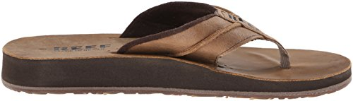 Reef Reef Marbea Bronze Brown R2390bzb Separatore Maschile Toe Brown (bronzo / Marrone)