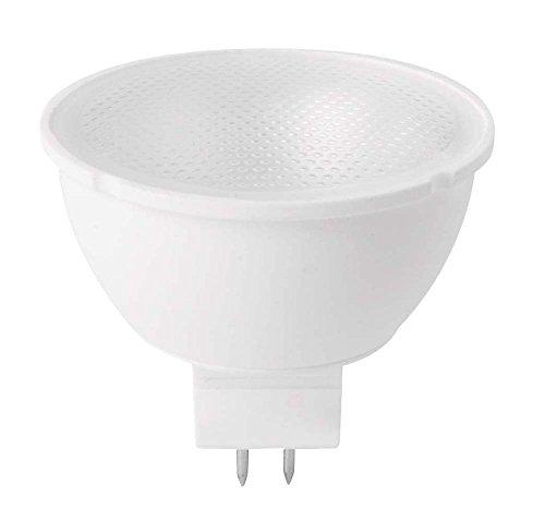 Sampa Helios 563010 Ampoule LED Plastique, GU5.3, 5 W, Blanc