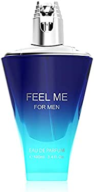 J.CASANOVA FEEL ME MEN EAU DE PARFUM 100ML