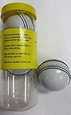 Pioneer Wonder Cricket Ball- Pack Of 3 (White)