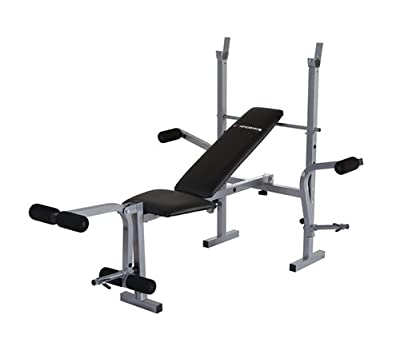 Confidence Fitness Home Gym Multi Use Weight Bench by Confidence