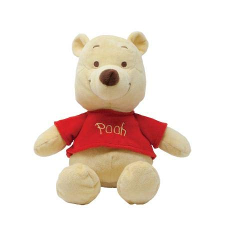 Disney Baby Winnie The Pooh & Friends Plush Pooh Bear 24cm