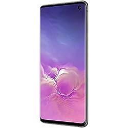Samsung Galaxy S10 - Smartphone portable débloqué 4G (Ecran : 6,1 pouces - Dual SIM - 128GO - Android - Autre version