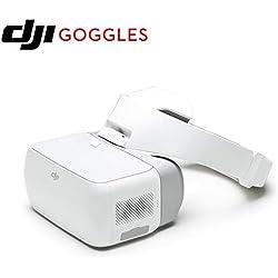 LanLan Accesorios del Drone, dji Goggles FPV VR Gafas para dji Mavic Pro Fly más Combo Phantom 4 Pro Obisidian dji Inspire Drone Quadcopters
