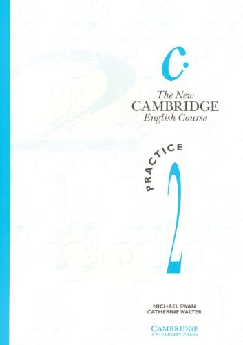 The New Cambridge English Course 2 Practice book by Michael Swan (1990-05-17)