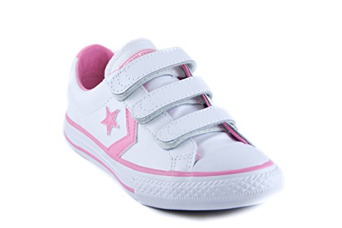 Laufschuhe Jungen, farbe Blau , marke CONVERSE, modell Laufschuhe Jungen CONVERSE STAR PLAYER Blau White Pink FV1