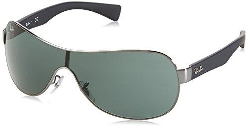 Ray Ban Sonnenbrille Metallic RB 3471 schwarz