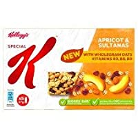 Kellogg's Special K Apricot & Sultanas Snack Bar, (5 X 27g), 135g