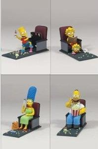 The Simpsons Movie Action Figure Set of 5 by Unknown 3