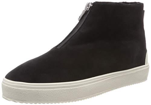 Marc O\'Polo Damen Hohe Sneaker, Schwarz (Black 990), 39 EU