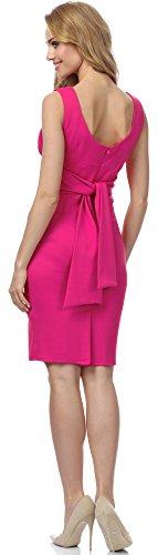 Merry Style Abito per Donna MSSE0017 Fuchsia