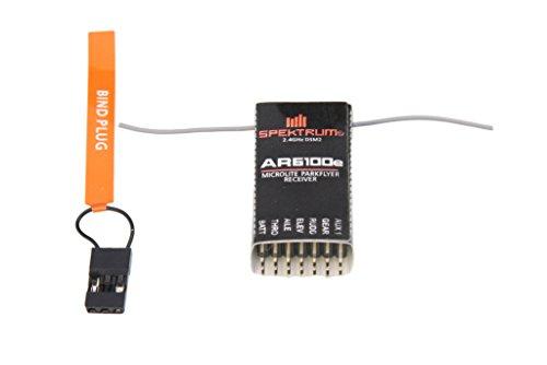 dsm2 empfaenger Arkai Empfänger AR6100e 2,4 GHz 6-Kanal DSM2 Spektrum
