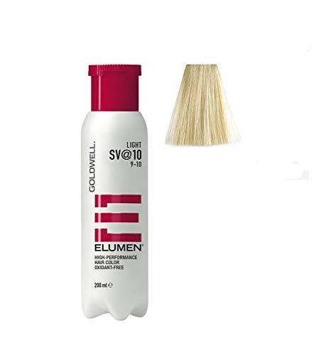 Goldwell Elumen Light Haarfarbe 10 SV, 1er Pack, (1x 200 ml) -