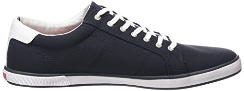 Tommy Hilfiger H2285ARLOW 1D, Sneakers basses homme Bleu (Midnight)