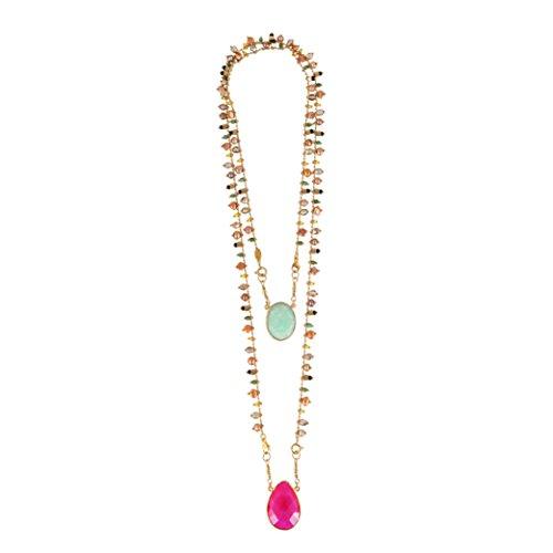gas-bijoux-femme-laiton-ovale-multicolore-quarz-fashionnecklacebraceletanklet