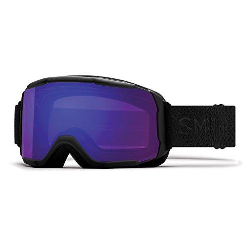 Smith Damen Showcase OTG Skibrille, Black Mosaic, S