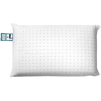 2 x Dunlopillo Super Comfort Deep Latex Pillows by