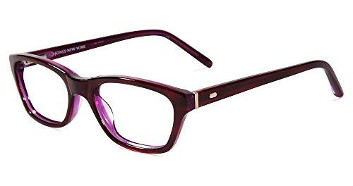 jones-new-york-montura-de-gafas-j221-marron-48mm