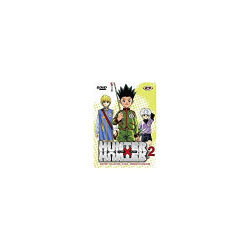 Hunter X Hunter - Coffret 2/2 [Édition Collector]