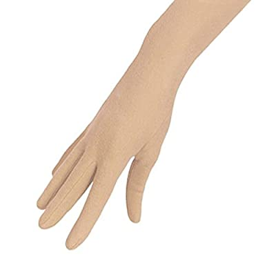 x-lent Home Women's Cotton Full Hand Gloves with pack of 2 both hand