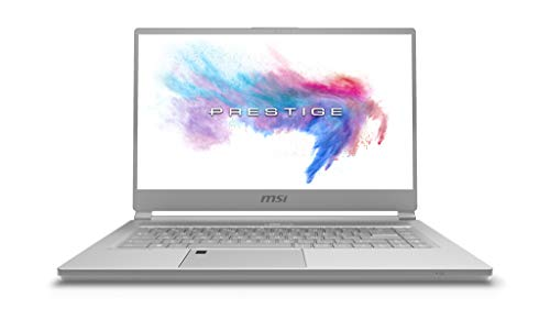 MSI P65 8RE-036UK Creator i7 15.6 inch SSD Silver