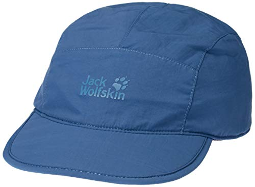 Jack Wolfskin Supplex Road Trip Kappe, Ocean Wave, One Size (56-61CM)