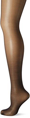 Hudson Soft Matt 20 Strumpfhose, Nylonstrumpfhose Damen 20 den Optik matt, transparente Feinstrumpfhose (schwarz), Menge: 1 Stück