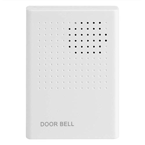 Wired Türklingel Tür Chime Classic Design Dekorative für Home Office Access Sicherheitskontrolle, Glockenspiel nur (Türklingel Wired)