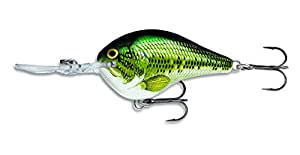 Rapala Dives-To 14 Fishing lure, Baby Bass, 2.75-Inch