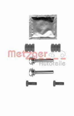 Metzger 113-1301X Boccole di guida Kit, Pinza del freno