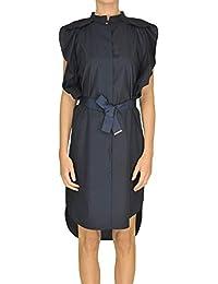 Pinko Vestito Donna MCGLVS0000005106E Poliestere Blu 21d3e7218c7