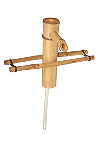Bamboo Accents Small Adjustable Spout Bamboo Spout
