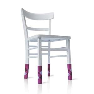 parkettschoner m belgleiter personality socks in argylepink stylischer und humorvoller. Black Bedroom Furniture Sets. Home Design Ideas