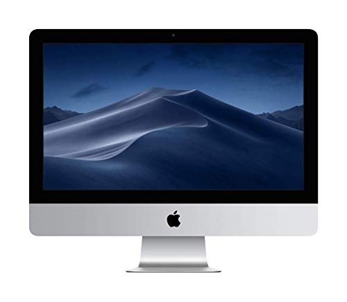 Apple iMac (21,5 Zoll, mit Retina 4K Display, 3,4 GHz Quad-Core Intel Core i5 Prozessor)