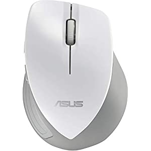 ASUS WT465 Wireless Optical Mouse, White