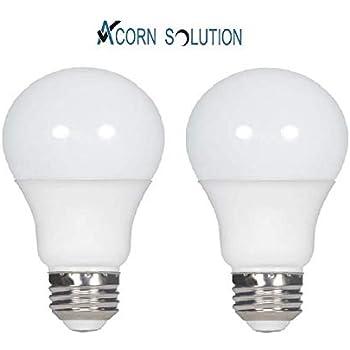 Acorn - Bombilla LED E27, luz blanca fría, clase energética A +, 12W