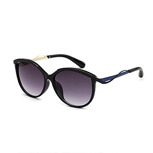 BAIYICHEN Sonnenbrillen für Damen Die Sonnenbrille Für Frauen Mit Großem Rahmen, Die Den Modetrend Der Brille Anführt Sonnenschutz