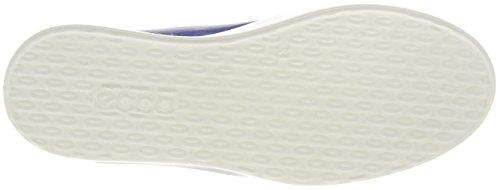 ECCO Soft 8, Scarpe da Ginnastica Basse Donna Blu (Indigo 5)