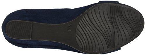 Softline Damen 22260 Pumps Blau (Navy)