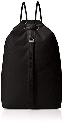 Under Armour Damen Essentials Sackpack Tasche, Black, OSFA