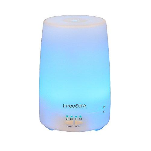 InnooCare Humidificador Ultrasónico Aromaterapia 150ml Difusor de Aceites Esenciales Vapor...