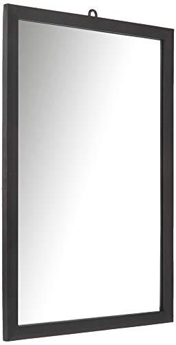 con cornice in plastica effetto legno 20 x 30 cm Empire 538086 Fun Quadro Man of the Year su specchio stampato