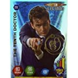 Doctor Who Alien Armies Embossed Foil Card E10