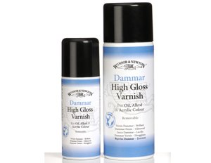 Winsor & Newton Dammar Varnish - 150ml