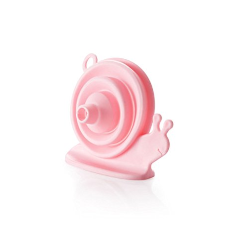 y-b-multifonction-mini-escargot-en-silicone-style-entonnoir-pliable-rose