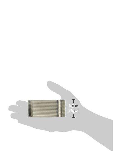 Levenger clipnote, Plata (ad7095SL)
