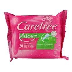 three-packs-of-carefree-aloe-intimate-wipes