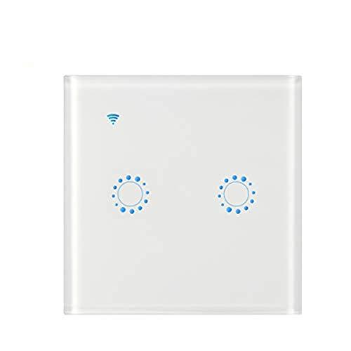 Smart WiFi Interruptor de luz - Frontoppy WiFi Touch Wall Interruptor 1...
