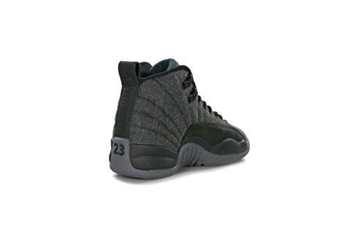 Nike 852626-003, Scarpe da Basket Bambino Grigio