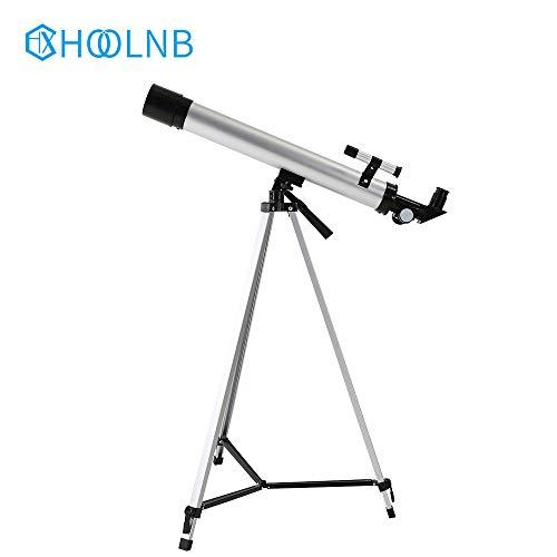 HOOLNB 100X 600X50mm telescopio zumbido refracción